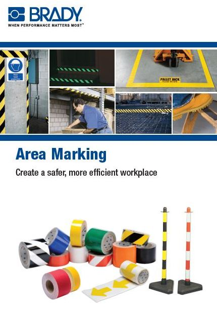 Area marking solutions