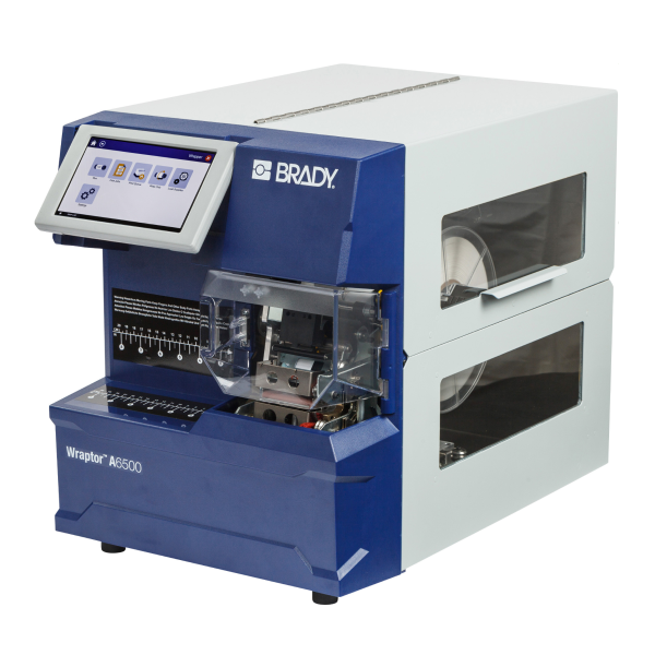 Brady Wraptor Label Printer A6500