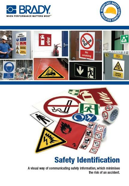 Safety identification solutions