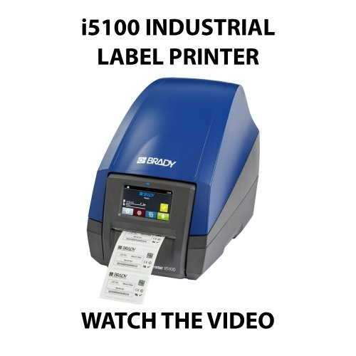 i5100 industrial label printer