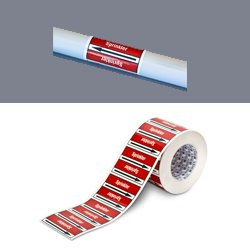 Wrap Around Markers On A Roll